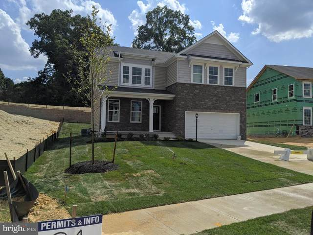 26 Port View Drive Section 1, Lot , FREDERICKSBURG, VA 22405 (#VAST224166) :: ExecuHome Realty