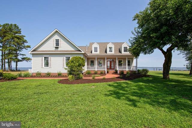 11650 Kelly Lane, DEAL ISLAND, MD 21821 (#MDSO103776) :: McClain-Williamson Realty, LLC.