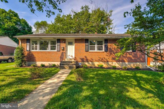 103 Meadowvale, LUTHERVILLE TIMONIUM, MD 21093 (#MDBC501084) :: Pearson Smith Realty
