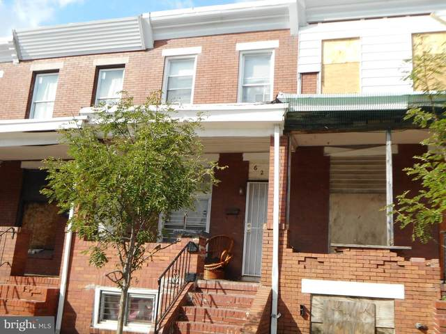 622 N Robinson Street, BALTIMORE, MD 21205 (#MDBA518264) :: SP Home Team