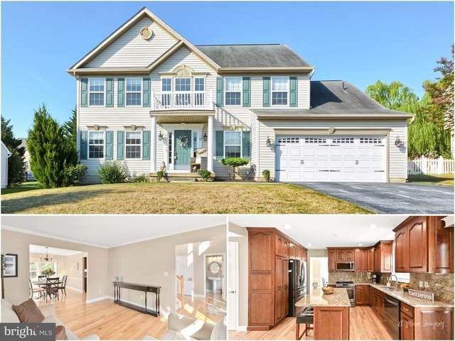 62 Pleasant Acres Drive, THURMONT, MD 21788 (#MDFR268010) :: AJ Team Realty