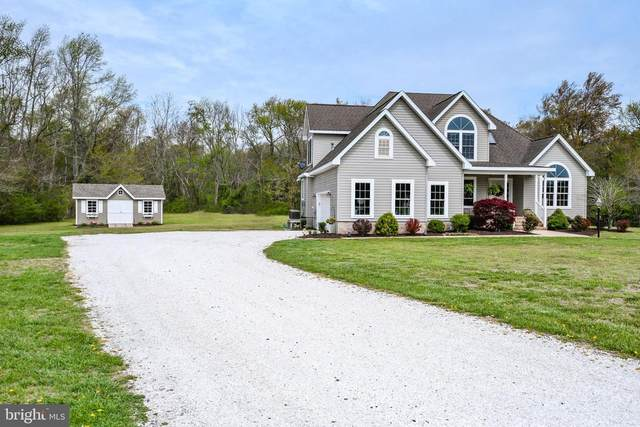 10211 Hammond Road, BISHOPVILLE, MD 21813 (#MDWO115468) :: Speicher Group of Long & Foster Real Estate