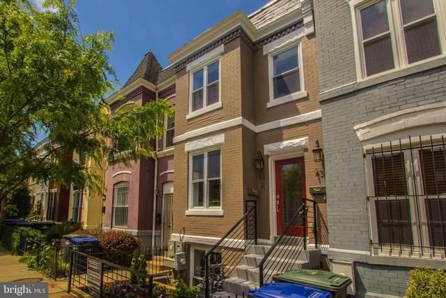 43 Hanover Place NW #2, WASHINGTON, DC 20001 (#DCDC479108) :: Crossman & Co. Real Estate