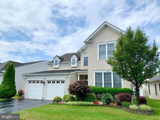 10 Copernicus Court, CRANBURY, NJ 08512 (#NJME299176) :: Certificate Homes