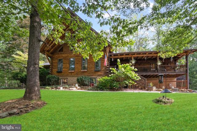 3550 Secluded Spring Drive, MOUNT AIRY, MD 21771 (#MDCR198360) :: Certificate Homes