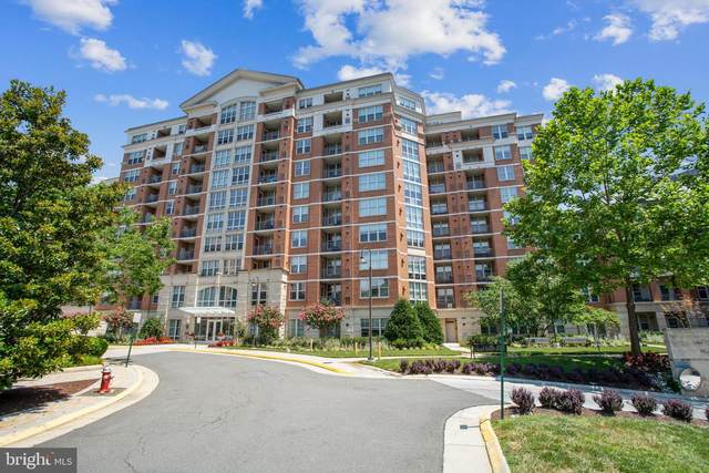 11760 Sunrise Valley Drive #805, RESTON, VA 20191 (#VAFX1144006) :: The Riffle Group of Keller Williams Select Realtors