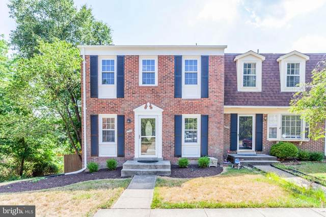 12338 Aztec Place, WOODBRIDGE, VA 22192 (#VAPW500666) :: Shamrock Realty Group, Inc