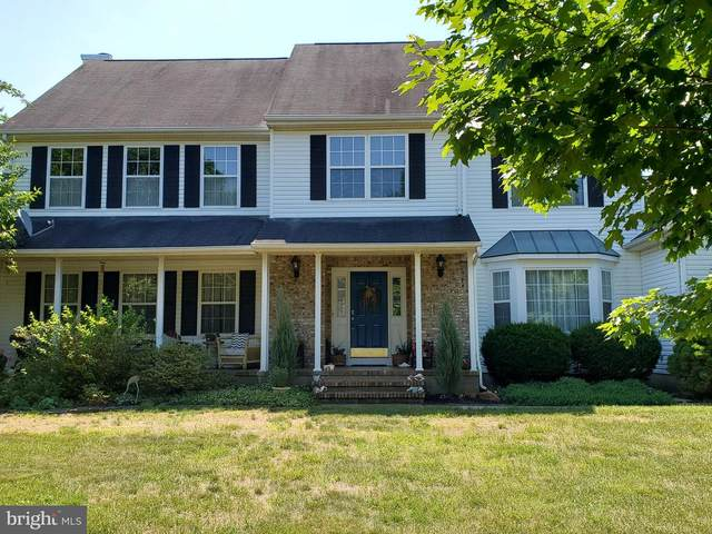 18 Saxony Lane, ROBBINSVILLE, NJ 08691 (#NJME299196) :: Ramus Realty Group