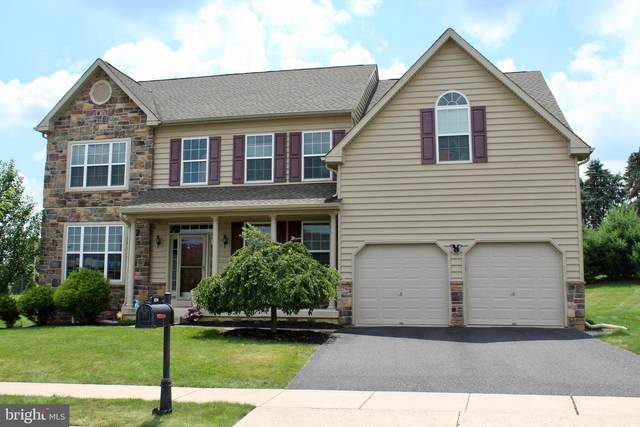 1074 Yorkshire Drive, BREINIGSVILLE, PA 18031 (#PALH114634) :: ExecuHome Realty