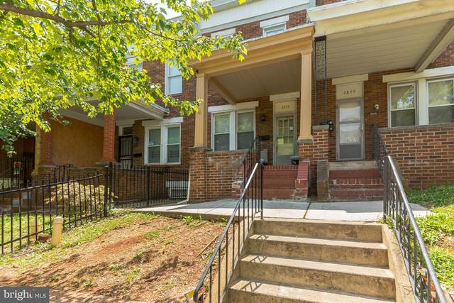 2877 Mayfield Avenue, BALTIMORE, MD 21213 (#MDBA518374) :: Pearson Smith Realty