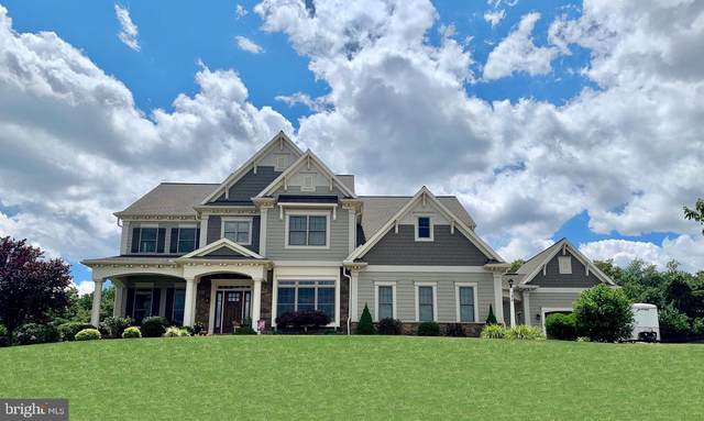 158 Willow Creek Lane, HUMMELSTOWN, PA 17036 (#PADA123890) :: Ramus Realty Group