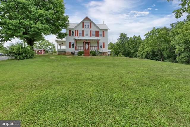 922 Blairs Hill Road, NEEDMORE, PA 17238 (#PAFU104602) :: AJ Team Realty