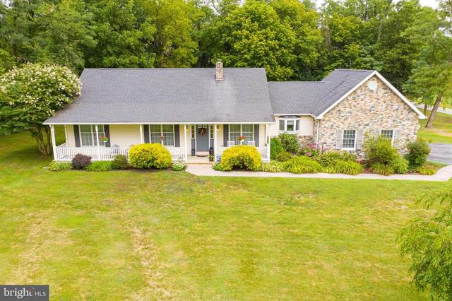 1840 Dry Run Road, MARTINSBURG, WV 25403 (#WVBE178988) :: Lucido Agency of Keller Williams