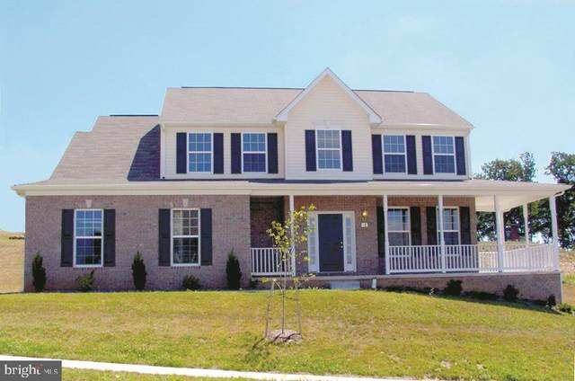 Wildflower Street, TANEYTOWN, MD 21787 (#MDCR198386) :: ExecuHome Realty