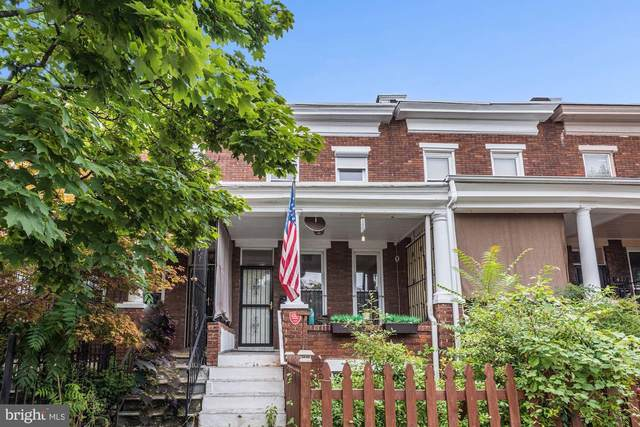 441 Ilchester Avenue, BALTIMORE, MD 21218 (#MDBA518434) :: SURE Sales Group