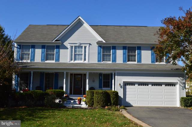 135 Basalt Drive, FREDERICKSBURG, VA 22406 (#VAST224206) :: RE/MAX Cornerstone Realty