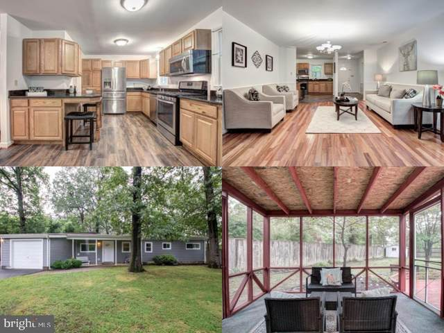 7113 Lamar Drive, SPRINGFIELD, VA 22150 (#VAFX1144256) :: The Team Sordelet Realty Group
