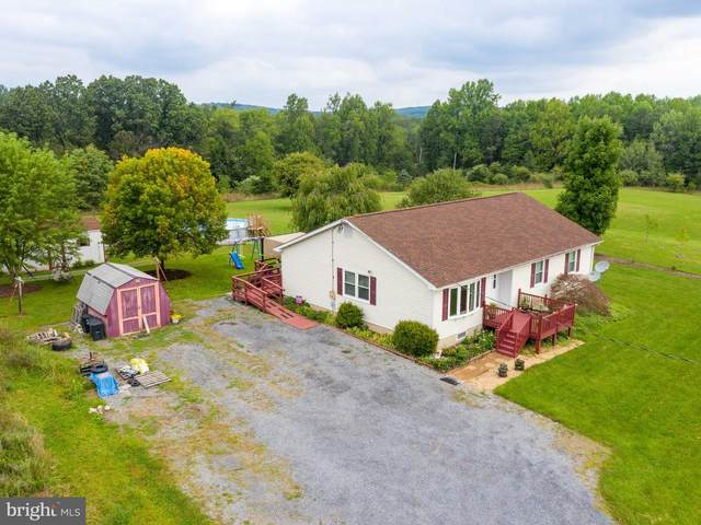 280 Redstone Road, CROSS JUNCTION, VA 22625 (#VAFV158800) :: Larson Fine Properties