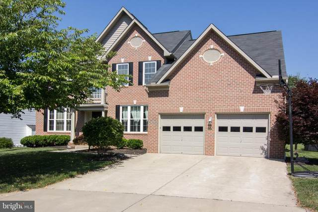 6106 Ash Grove Court, ELDERSBURG, MD 21784 (#MDCR198390) :: ExecuHome Realty