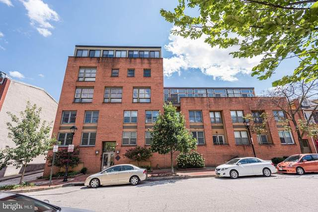 123 W Barre Street Ph-2, BALTIMORE, MD 21201 (#MDBA518458) :: The Riffle Group of Keller Williams Select Realtors