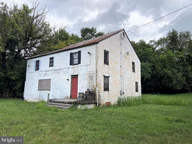 0 Cloverdale Road, CHARLES TOWN, WV 25414 (#WVJF139616) :: RE/MAX 1st Realty