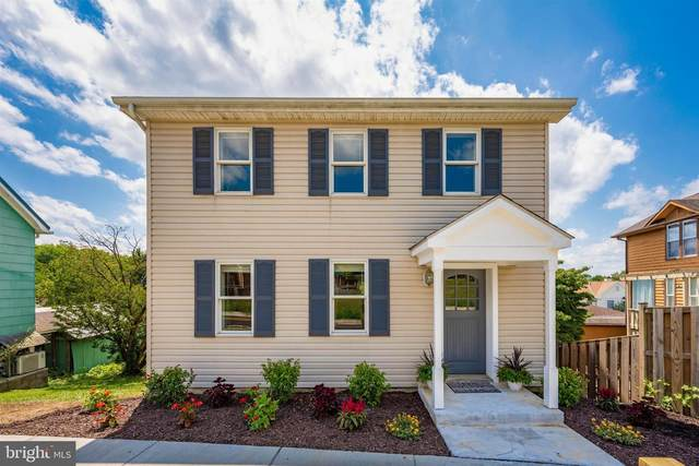 512 W Main Street, MIDDLETOWN, MD 21769 (#MDFR268088) :: ExecuHome Realty
