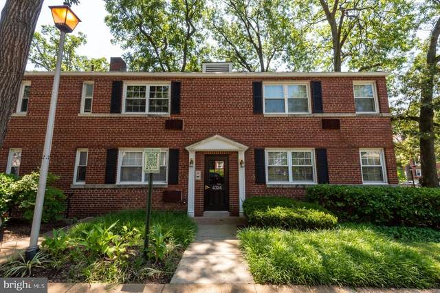 4324 2ND Road N #43242, ARLINGTON, VA 22203 (#VAAR166762) :: City Smart Living