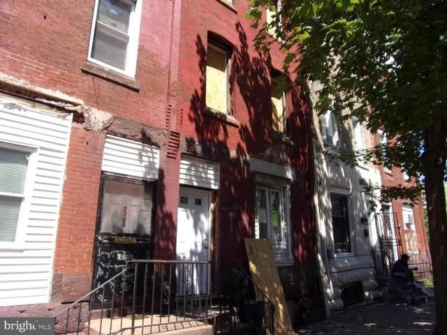 2210 N 17TH Street, PHILADELPHIA, PA 19132 (#PAPH919206) :: LoCoMusings