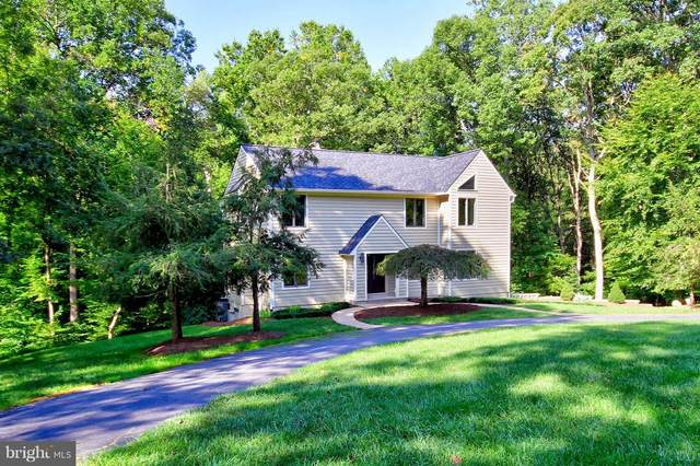 10714 Milkweed Drive, GREAT FALLS, VA 22066 (#VAFX1144300) :: Great Falls Great Homes