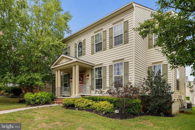 23211 Tall Poplar Drive, CLARKSBURG, MD 20871 (#MDMC718284) :: Revol Real Estate