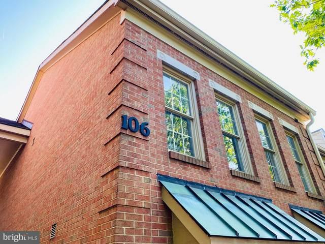 106 E Broad Street #106, FALLS CHURCH, VA 22046 (#VAFA111412) :: ExecuHome Realty