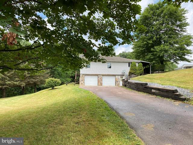 57 Pine Ridge Road, ACCIDENT, MD 21520 (#MDGA133128) :: AJ Team Realty