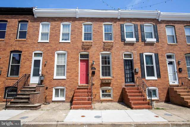 509 S Glover Street, BALTIMORE, MD 21224 (#MDBA518496) :: SURE Sales Group