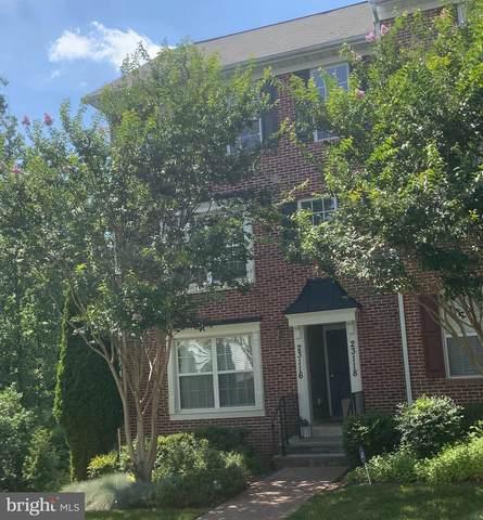 23116 Robin Song Drive #125, CLARKSBURG, MD 20871 (#MDMC718308) :: Dart Homes
