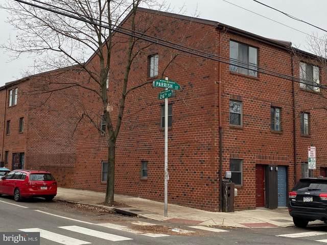 2600 Parrish Street, PHILADELPHIA, PA 19130 (#PAPH919350) :: LoCoMusings