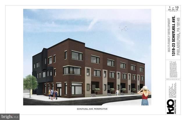 1319-23 Schuylkill Avenue, PHILADELPHIA, PA 19146 (#PAPH919360) :: LoCoMusings