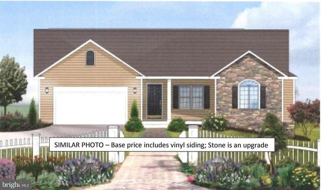 Lot 28B Aster St., CULPEPER, VA 22701 (#VACU142110) :: Blackwell Real Estate