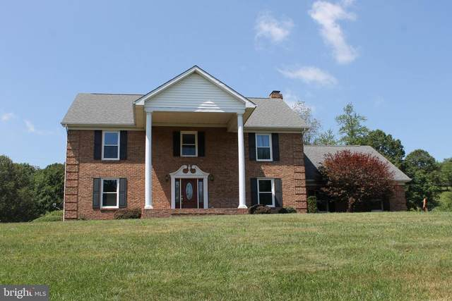 1934 Bethel Church Road, ROMNEY, WV 26757 (#WVHS114428) :: The Licata Group/Keller Williams Realty