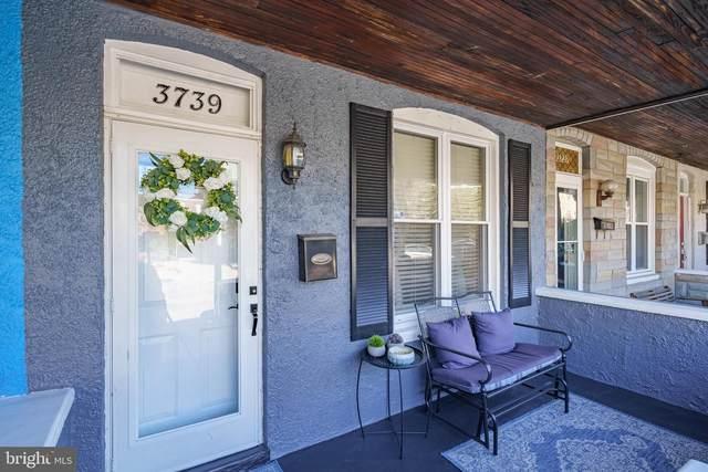3739 Elm Avenue, BALTIMORE, MD 21211 (#MDBA518540) :: The Dailey Group