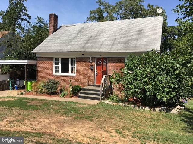 1509 Maurice Drive, WOODBRIDGE, VA 22191 (#VAPW500810) :: RE/MAX Cornerstone Realty