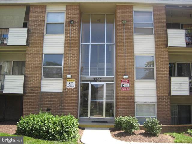 3847 Saint Barnabas Road T-103, SUITLAND, MD 20746 (#MDPG575822) :: The Bob & Ronna Group
