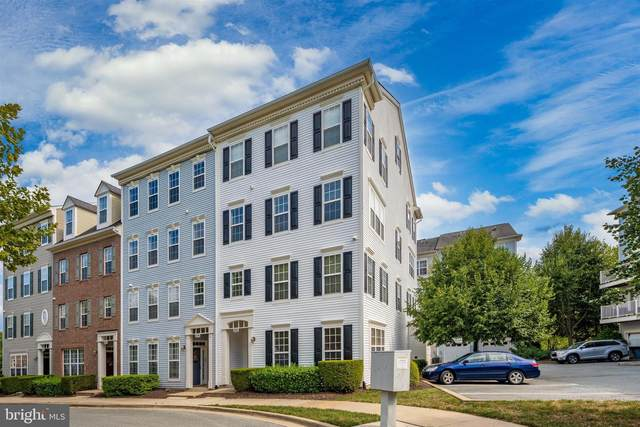 250 Fountain Green Lane #100, GAITHERSBURG, MD 20878 (#MDMC718372) :: Crossman & Co. Real Estate