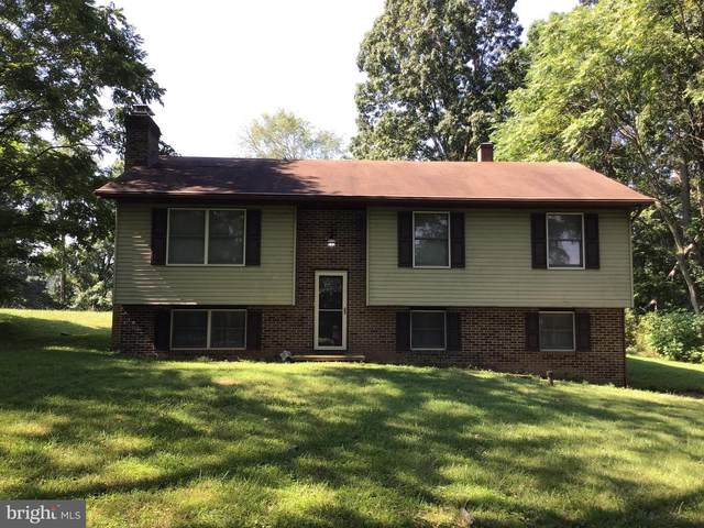 14511 Liberty Road, MOUNT AIRY, MD 21771 (#MDFR268134) :: The Licata Group/Keller Williams Realty
