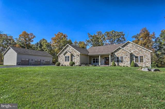 367 Boring Bridge Road, LEWISBERRY, PA 17339 (#PAYK142282) :: TeamPete Realty Services, Inc