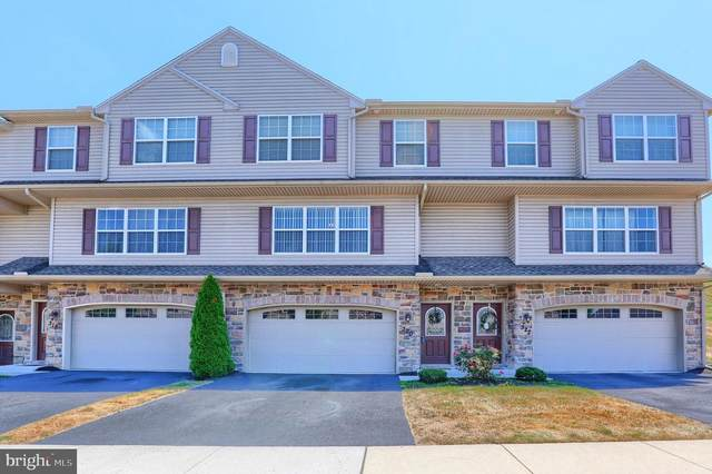 320 Weatherstone Drive, NEW CUMBERLAND, PA 17070 (#PAYK142284) :: Blackwell Real Estate