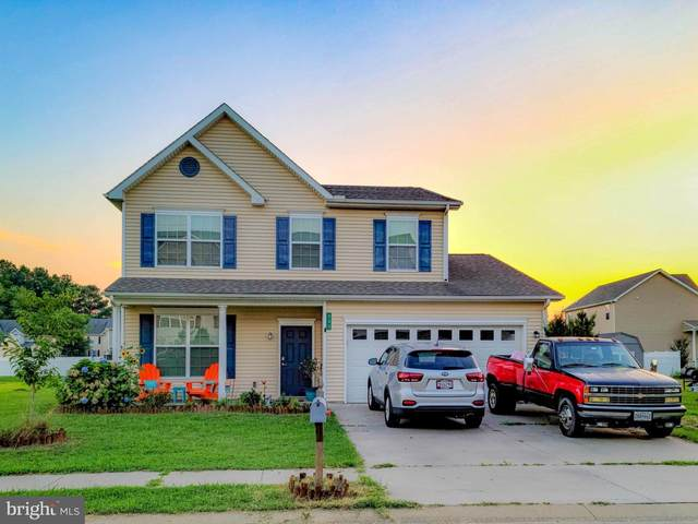 202 Briarwood Circle, DENTON, MD 21629 (#MDCM124304) :: McClain-Williamson Realty, LLC.