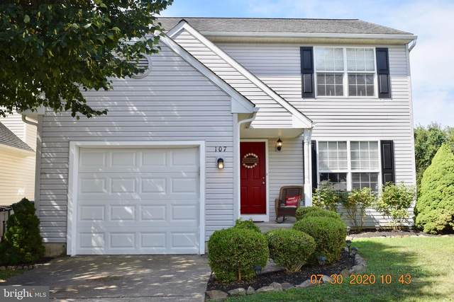 107 Mayfield Drive, COATESVILLE, PA 19320 (#PACT512366) :: Bob Lucido Team of Keller Williams Integrity