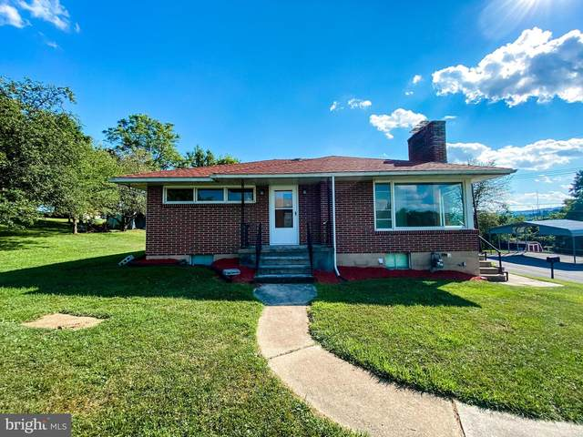 98 Armstrong Street, FROSTBURG, MD 21532 (#MDAL134802) :: The Riffle Group of Keller Williams Select Realtors