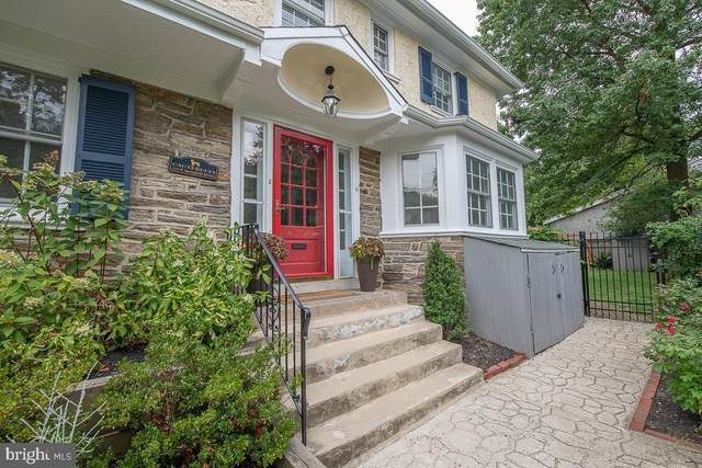 114 W Springfield Avenue, PHILADELPHIA, PA 19118 (#PAPH919518) :: LoCoMusings