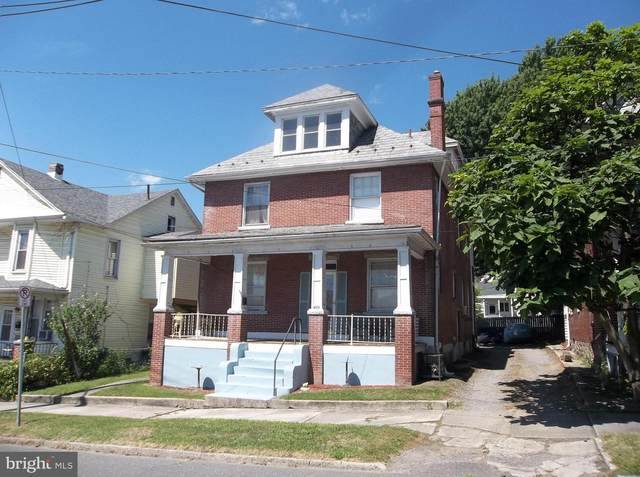 420 Franklin Street, CUMBERLAND, MD 21502 (#MDAL134806) :: The Miller Team